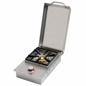 Cal Flame BBQ08852P Standard Single Flat Side Burner