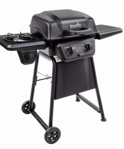 Char-Broil Classic 280 2-Burner Liquid Propane Gas Grill with Side Burner