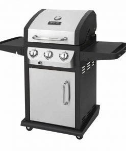 Dyna-Glo DGB390SNP-D Smart Space Living 36,000 BTU 3-Burner LP Gas Grill