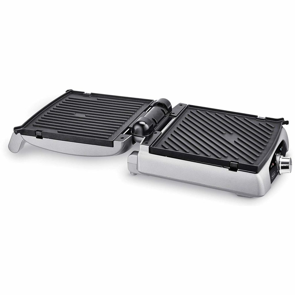 Electric Grill Barbecue BBQ Non Stick Hot Plate//Griddle For Flats Balconys Patio
