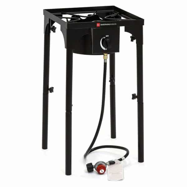 Best Choice Products Propane Gas Outdoor Single Burner Cooker