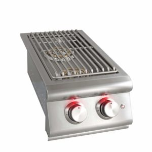 Blaze Built-In Double Burner (BLZ-SB2LTE-NG), Natural Gas