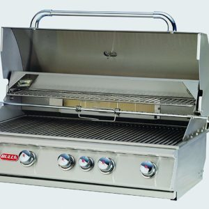 Bull Outdoor Products BBQ 57568 Brahma 90,000 BTU Grill Head, Liquid Propane