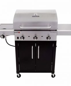 Char-Broil Performance TRU-Infrared 450 3-Burner Cabinet Liquid Propane Gas Grill