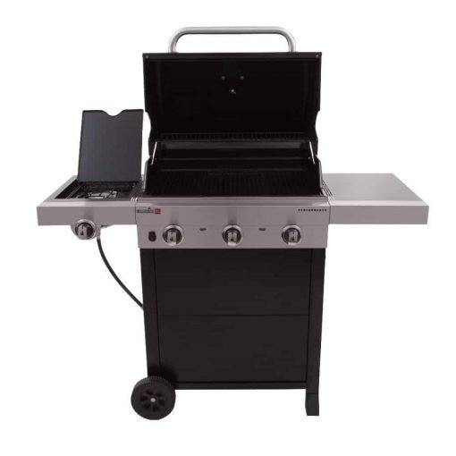 Char-Broil Performance TRU Infrared 450 3-Burner Cart Liquid Propane Gas Grill
