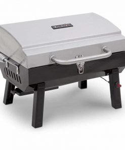 Char-Broil Stainless Steel Portable Liquid Propane Gas Grill