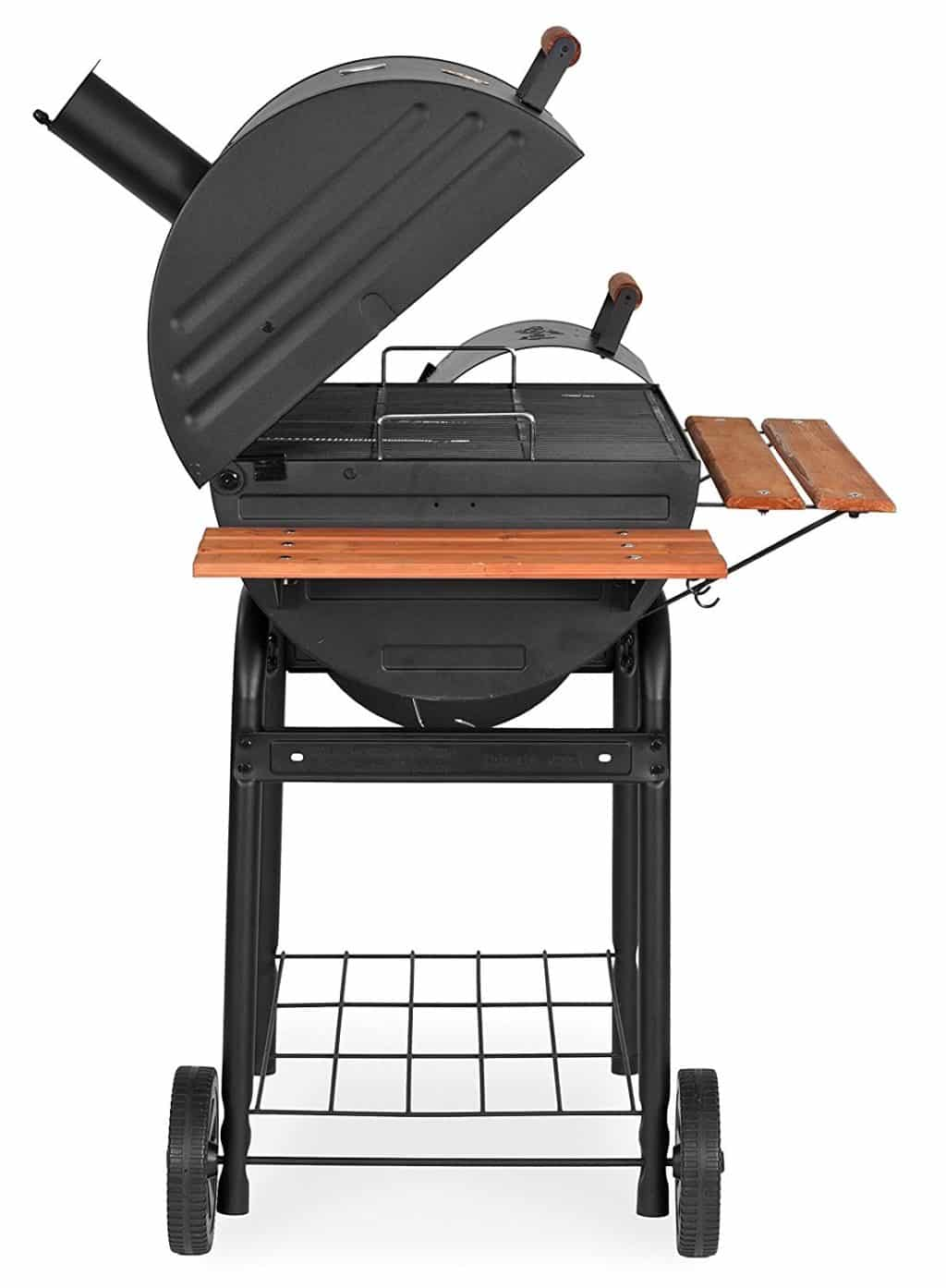 chargriller super pro 29in barrel charcoal grill at - HD 1024×1394