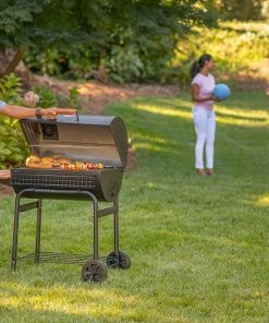 Char-Griller 2828 Pro Deluxe Charcoal Grill