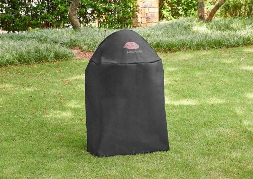 Char-Griller 6755 Akorn Kamado Kooker Grill Cover with Logo