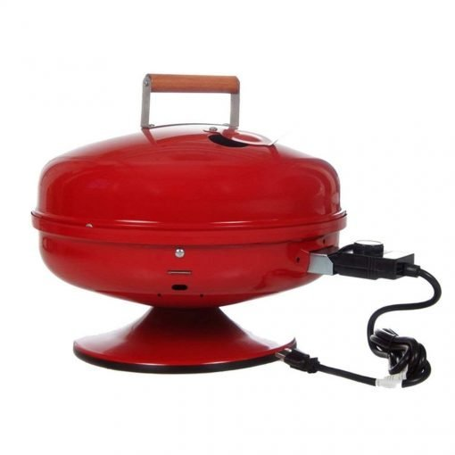 Easy Street Lock 'N Go Electric Grill, Red