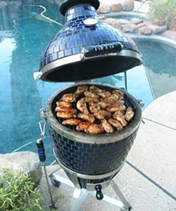 Electric Ceramic Grill For Apartments