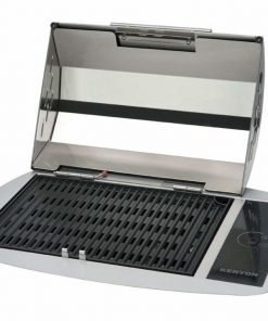 Kenyon B70086 Rio All Seasons Built-In Electric Grill, 240-volt