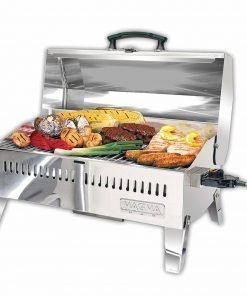 Magma A10-603E Adventurer Series Electric Grill, 120 Volt DC