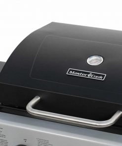 Master Cook Propane Grills Classic Smart Space Living 3 Burner LP Gas Grill