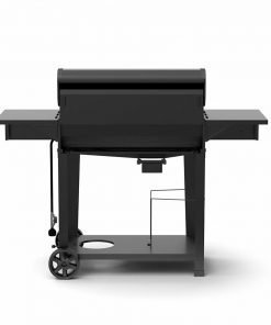Megamaster 720-0983 Propane Gas Grill, Black