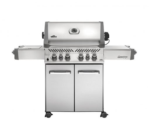 Napoleon Grills Prestige 500 Natural Gas Grill, Stainless Steel