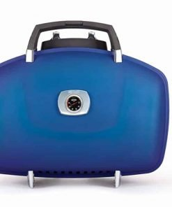 Napoleon TQ285-BL Portable Propane Grill, Blue