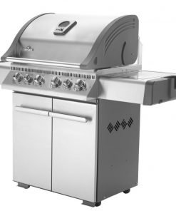 Napoleon s LEX485RSIBPSS-1 with Infrared Side & Rear Burners Propane Gas
