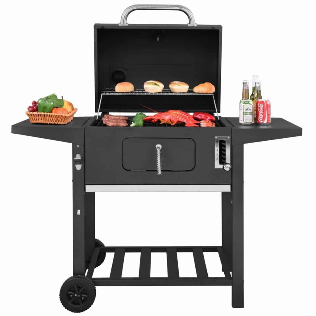 Royal Gourmet 24 Inch Charcoal Grill Bbq Outdoor Picnic