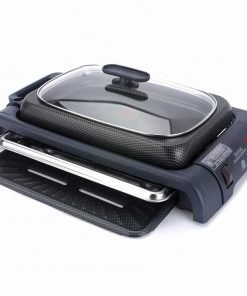 Tefal Excelio Comfort Electric Grill TG8000 Saute Pan 220V