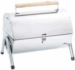 WMU - Maxam Stainless Steel Barbeque Grill
