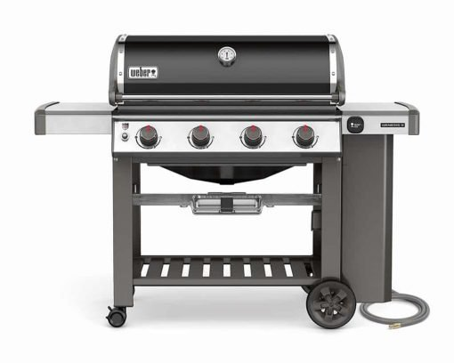 Weber 67010001 Genesis II E-410 Natural Gas Grill, Black